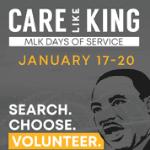 staff news - mlk care day