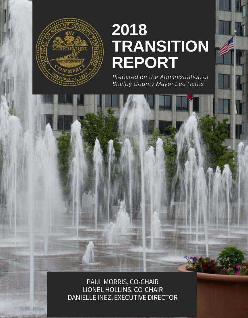 Transition Report Cover Opens in new window