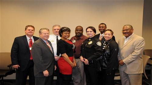 Group Picture of 911 Emergency Communications District Borad of Directors